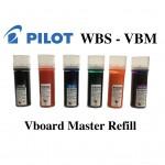 Pilot Ink Cartridge For Vboard Master/ Vboard Refill *READY STOCK* *Original*