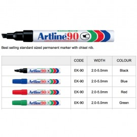 image of Artline 90 Permanent Marker 5.0