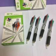 image of M&G 4 Color Pen 80371