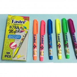 image of Faster Highlighter 878A  Faster 878A Highlighter