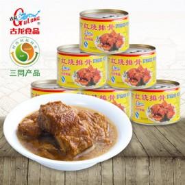 image of Gulong Stewed Pork Chops古龙 红烧排骨 256G