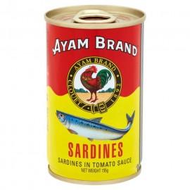 image of Ayam Brand Sardines (tin size)