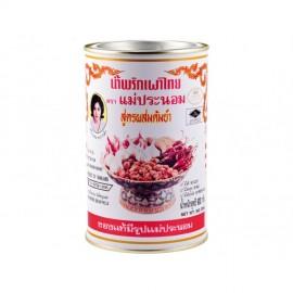 image of Thai Tomyam Paste - Chili In Oil For Tomyum Maepranom Brand 900 G