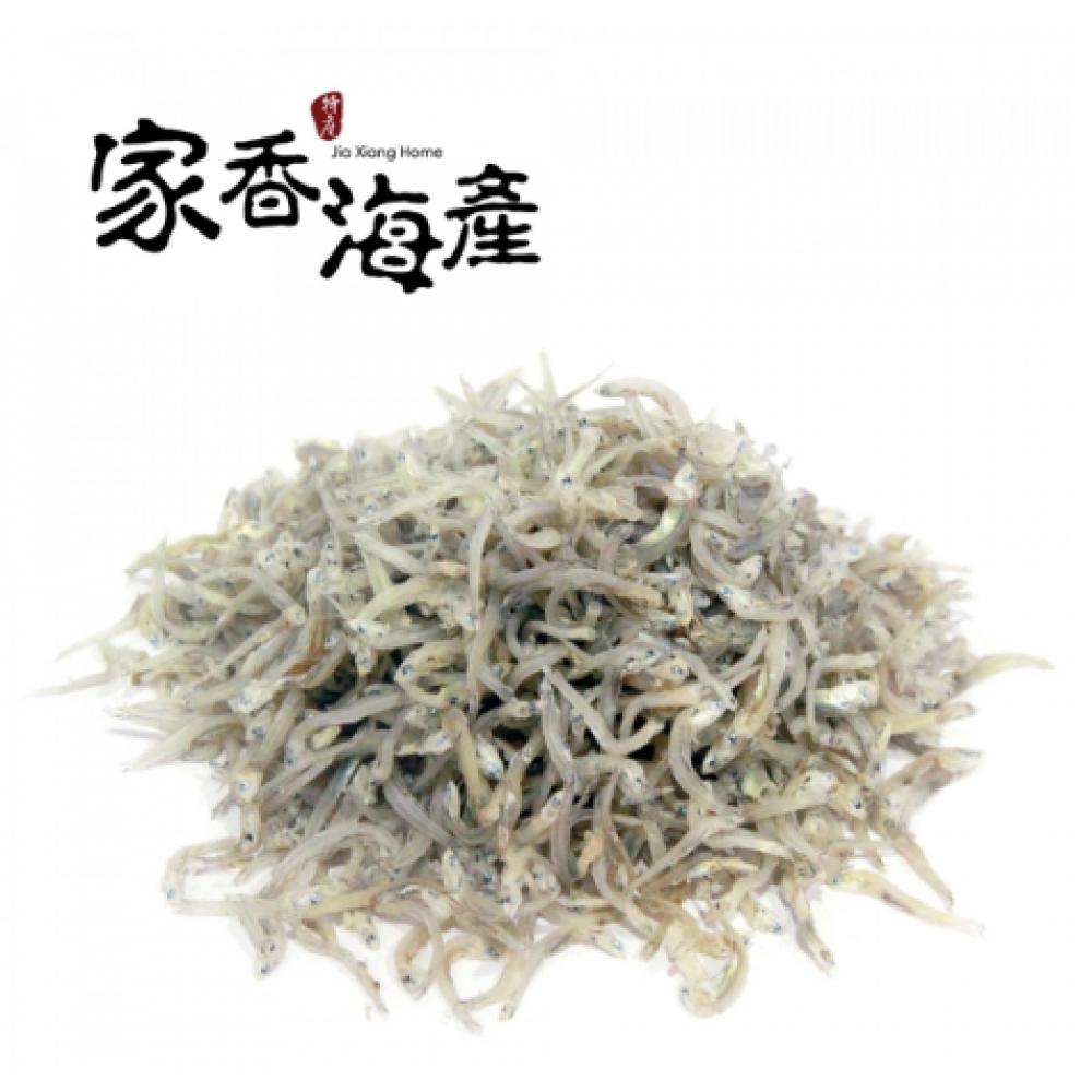银鱼仔 Dried Anchovy (Gred A)
