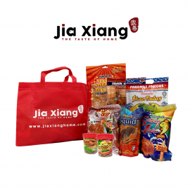 image of 家香零食礼袋 Snack Gift Bag