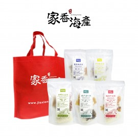 image of 海鲜粥礼袋 Seafood Porridge Gift Bag