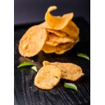 Salted Egg Potato Chip (Thick Cut)