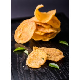 image of Salted Egg Potato Chip (Thick Cut)