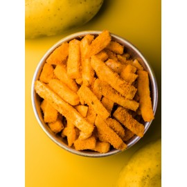 image of Crazy Cheese French Fries 香浓芝士脆薯条 100gm