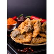 image of Spicy Korean Crispy Fish Skin 韩式香辣香脆鱼皮