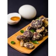 image of 60g Salted Egg Shiitake Mushroom Crisps 黄金咸蛋香菇脆片