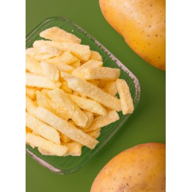 image of Durian French Fries 榴莲薯条 80g