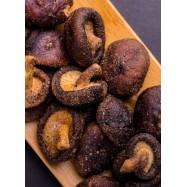 image of Original Salted Shiitake Mushroom Crisps 原味香菇脆片 60g