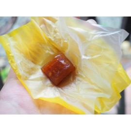 image of 100% PURE HANDMADE BENTONG GINGER CHIPS CANDY (HOT & SPICY) 天然手工文东姜片糖