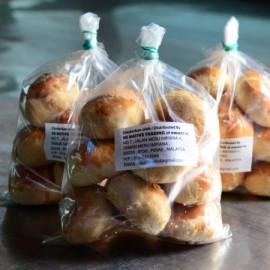 image of Green Bean Biscuit 绿豆沙饼 10pcs