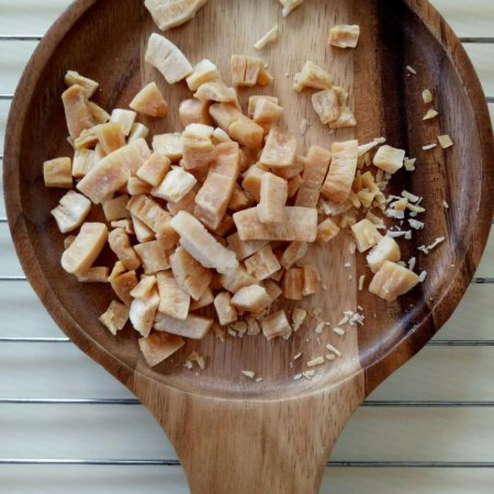 Premium Baked Coconut Chunks 椰香脆