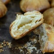 image of Char-boiled Durian Heong Piah 碳烤榴莲香饼 8pcs