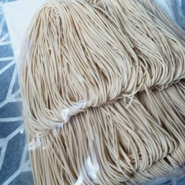 image of ORGANIC WHOLEMEAL MEE SUAR 有机全麦面线