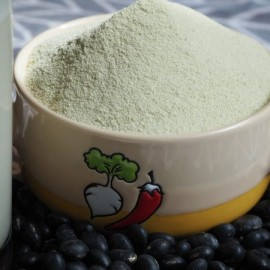 image of Organic Black Soybean Powder Nutritious Drink