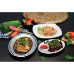 3-Course Thai Cuisine Meal for 4 person