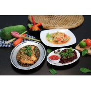 image of 3-Course Thai Cuisine Meal for 4 person