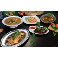 image of 5-Course Thai Meal for 8 person