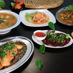 5-Course Thai Meal for 8 person