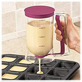 image of Baking Tool Pancake Batter Dispenser Cake Dispenser