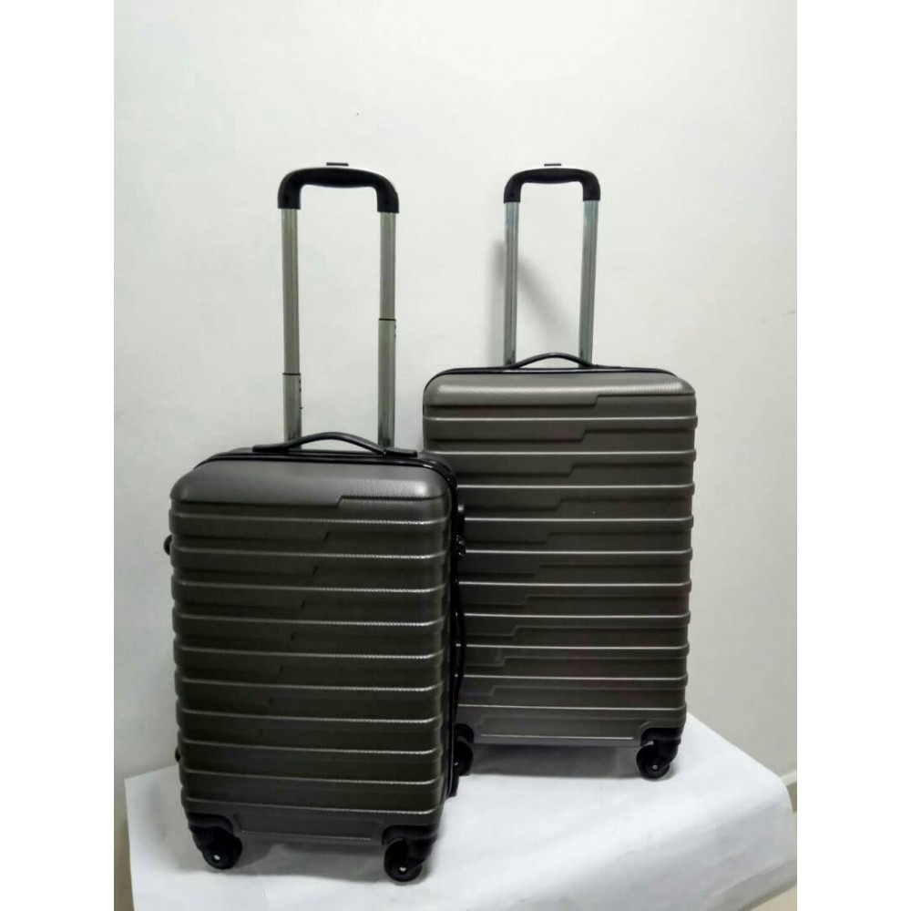 2 in 1 Luggage Bag Set Travel Bag with Wheel