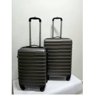 image of 2 in 1 Luggage Bag Set Travel Bag with Wheel