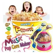 image of music pop corn maker