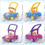 Car Design Baby and Toddler Walker Learner with Music and Lighting Toy