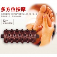 image of 【Normal Model】Portable Automatic Reheat Foot & Leg Massage Bath Barrel