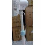 【Blue Colour】116cm x 28.5cm x 21cm Bottom Stand width 49cm Mini Stand Fan