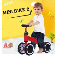 image of Cute Mini Glider Bike Baby Balance Walker(Pink)