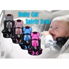 image of Portable Baby Safety Seat Carseat Children's Chairs Car Thickening Sponge Kids Seats sweet cherry