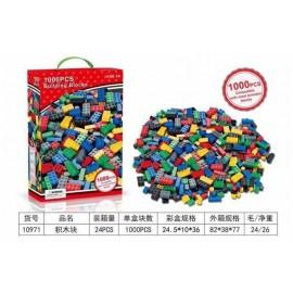 image of Australia 1000 Piece Building Set Bricks Building Blocks Toy