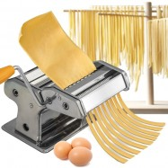 image of 【2 Layers 】 Noodle Pasta Maker Machine Homemade Household