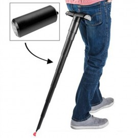 image of PORTABLE TELESCOPIC STOOL