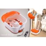 Foot Bath Massager - Multifuntion Electric Auto Deep Foot Bath Spa / Massager Display Spa Bath Rolling Massage Heat