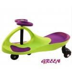 Yoyo Car - Colourful Kids Manual Drive Shilly Car 2 - Random Colour