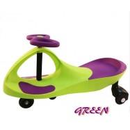 image of Yoyo Car - Colourful Kids Manual Drive Shilly Car 2 - Random Colour