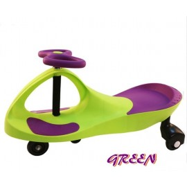 image of Yoyo Car - Colourful Kids Manual Drive Shilly Car 2 - Random Colour