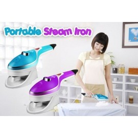 image of Portable Handheld Adjustable Steam Iron Brush