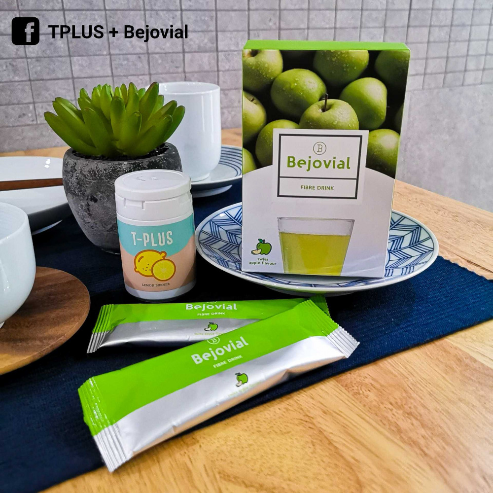 Tplus + Bejovial (Fat burner + Detox = Best Slimming Supplement)