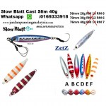 Slow Blatt Cast Slim
