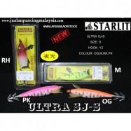 image of STARLIT SQUID JIG 10CM/15G