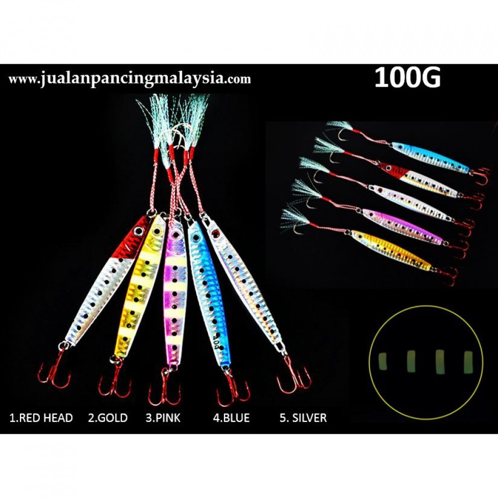 TENGGIRI SPEED JIG 100G