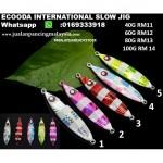 ECOODA INTERNATIONAL SLOW JIG