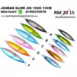 JIGMAN SLOW JIG 150G 13CM